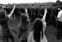 The Vietnam War and student protests created more of a counterculture than rock 'n' roll alone could have.