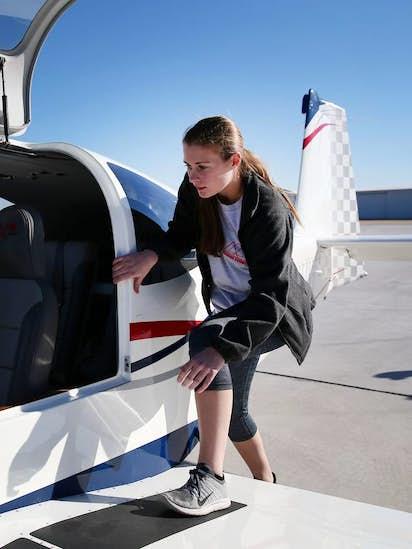 McKinney students take flight with aviation program by building