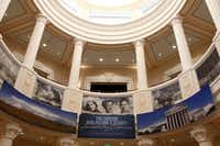 The soaring entryway at the National Cowgirl Museum and Hall of Fame( File 2011  -  Staff Photo )