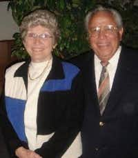 Wanda and John Casias were found strangled last week at their home outside Monterrey, Mexico.
