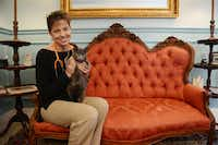 Veterinarian Karen Fling, founded the East Lake Cat Care Center in Lake Highlands. The feline-only facility, which had a soft opening in November, offers medical care seven days a week, lodging and pet adoptions.(ROSE BACA)
