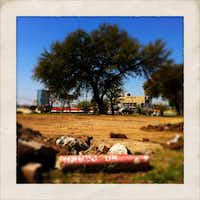 Properties like Acacia Village were torn down to make way for new development.