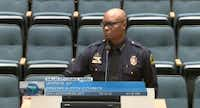 On Feb. 10, Dallas Police Chief David Brown told council member Philip Kingston his undercover vice officers did not witness any criminal behavior during Exxxotica. He also said there had been no uptick in prostitution because of the porn expo.