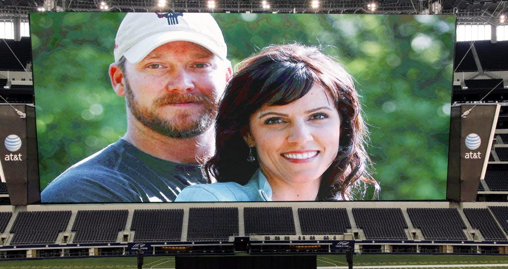 Chris Kyle's former business partners say widow of 'American