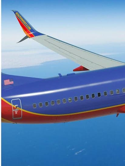 Do you know what a split scimitar winglet is? Southwest Airlines