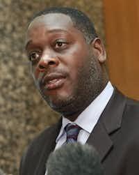 Former District Attorney Craig Watkins