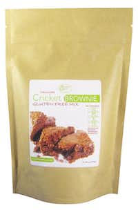 Look for baking mixes, such as this one for brownies, from Cricketflours.com.(Cricketflours.com)