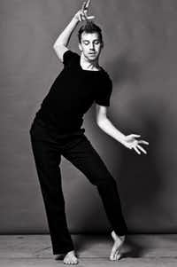 Joshua L. Peugh, artistic director of Dark Circles Contemporary Dance.