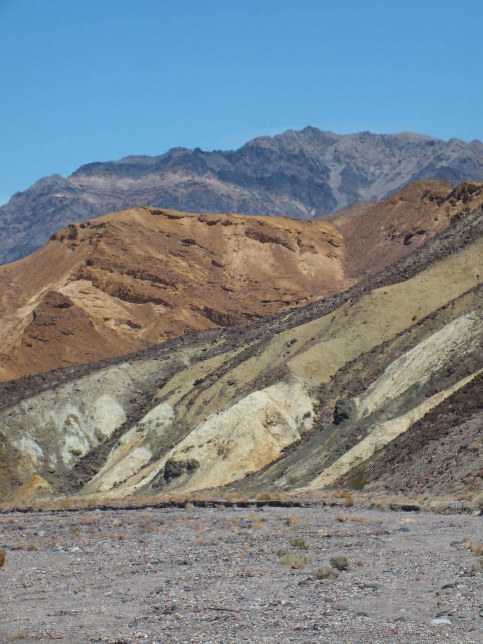 You think it's hot? Death Valley soars past 120 degrees