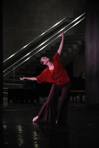 Seattle dancer Deborah Birrane will perform in the CD/FW Dance Exchange: A Choreographers Showcase at the Modern Dance Festival. ORG XMIT: DMN1307021918492444