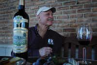 Jerry Delaney, who owns a vineyard in Grapevine, fears cuts to state funding for the wine industry.
