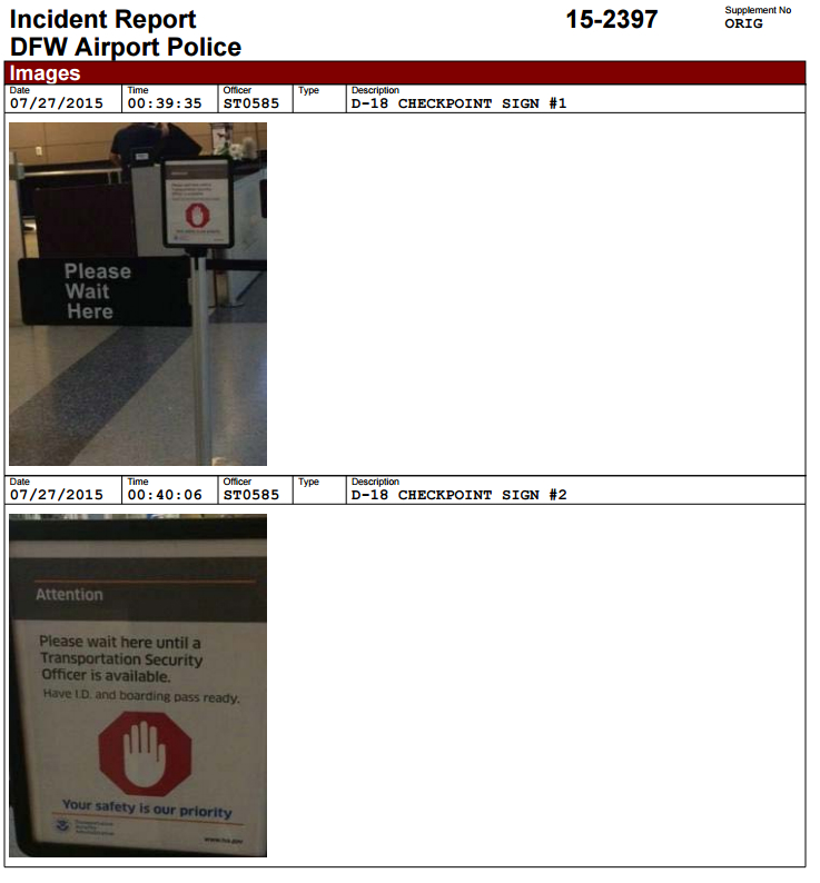 man without ticket and id got on dfw american flight without being stopped by tsa agent crime dallas news