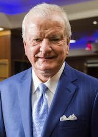 Dallas attorney Don Godwin. (Ashley Landis/The Dallas Morning News)