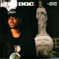 The D.O.C.'s first record, just one piece of his platinum collection