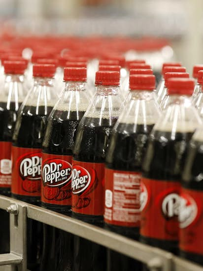 a6f4fbbb The 'original' Dr Pepper recipe, that maybe isn't original at all, is up  for auction again