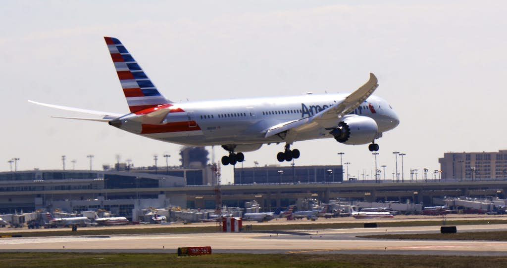 American Airlines puts second Boeing 787 into trials | Airlines ...