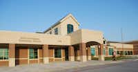 Rockwall ISD's new Billie Stevenson Elementary School opens this fall in Fate.