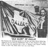 Courtesy the Dallas Municipal Archives/City Secretary's Office