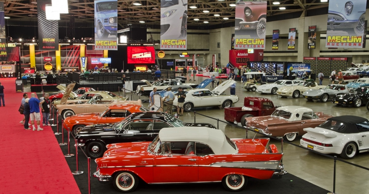 Lovely Mecum Auction 2014 Schedule Contemporary - Classic Cars Ideas ...