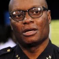 Police Chief David Brown