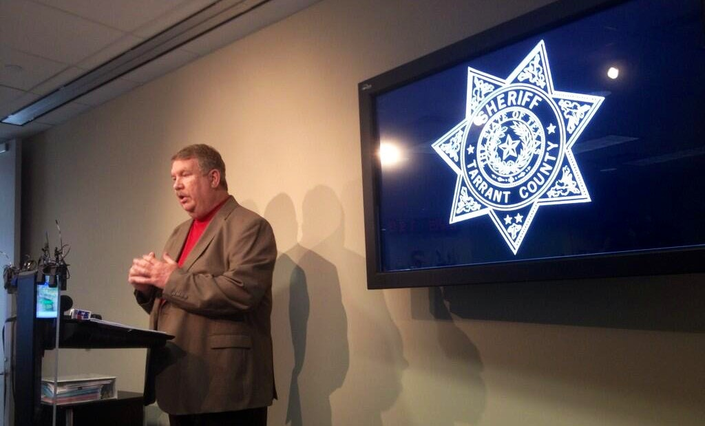 Sheriff Speed And Alcohol Played Roles In Chaotic Tarrant