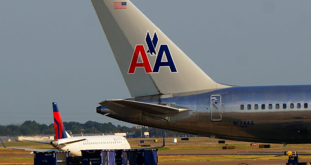 American Airlines Delta Air Lines To End Interline Agreement