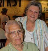 Dessie and John Hancock