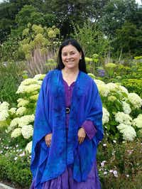 Diana Gabaldon has written eight Outlander books.(Elenna Loughlin)
