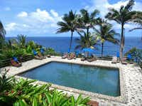 Jungle Bay Resort offers nature-based activities and a splash of luxury.(Michaela Urban -  Michaela Urban )