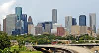 Growth in Houston will slow substantially, said Amy Jordan, an assistant economist at the Federal Reserve Bank of Dallas, in a recent report. The category that includes oil and gas accounted for almost 11 percent of Houston jobs in January.( File 2003  -  Staff photo )