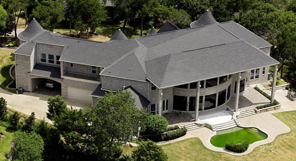 Richard Rawlings' house