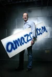Jeff Bezos of Amazon.com.