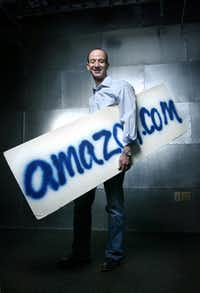 Jeff Bezos of Amazon.com.