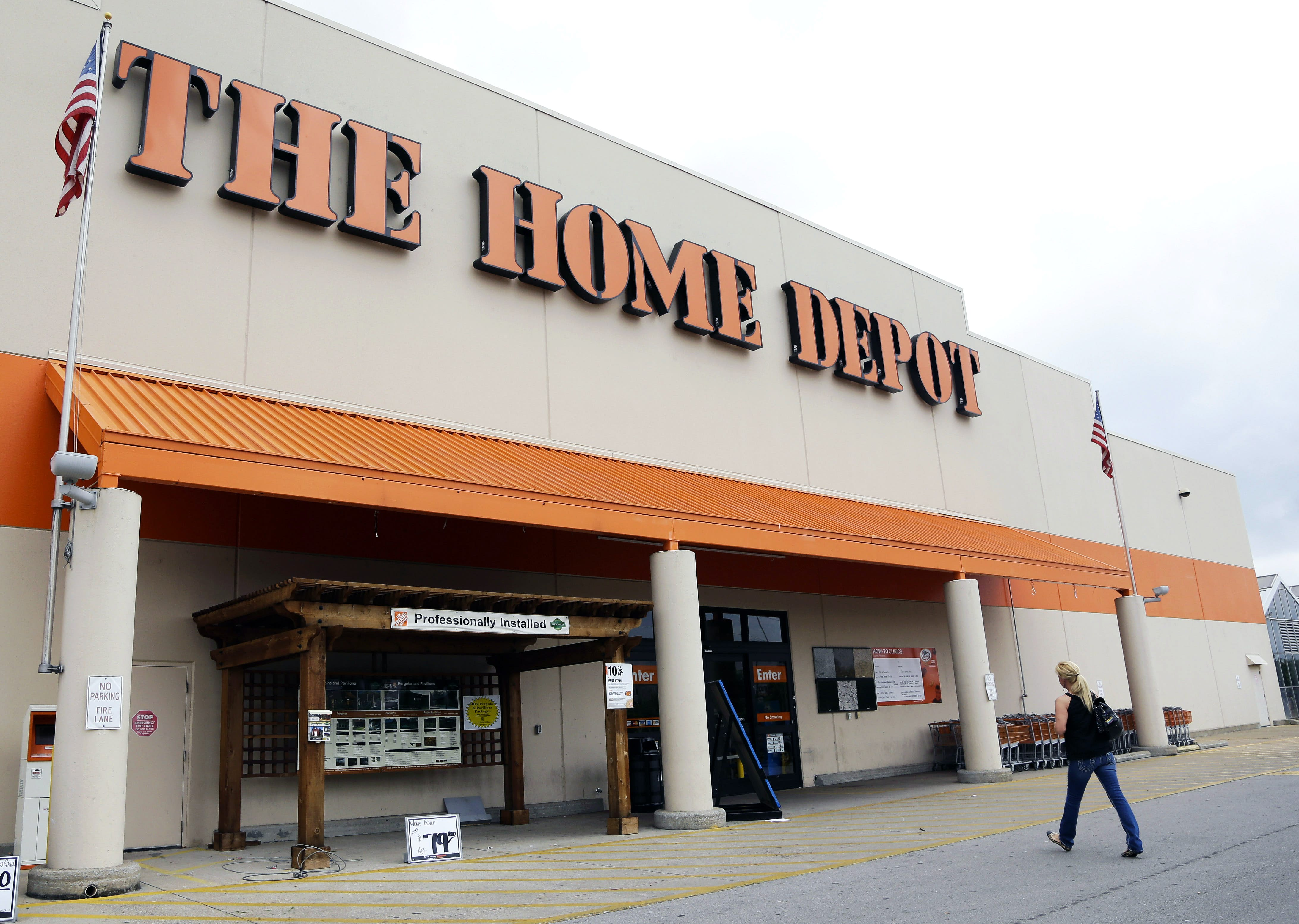Arlington Man Schemed 1 1 Million Out Of Home Depot By Reusing Receipts For Refunds Arlington