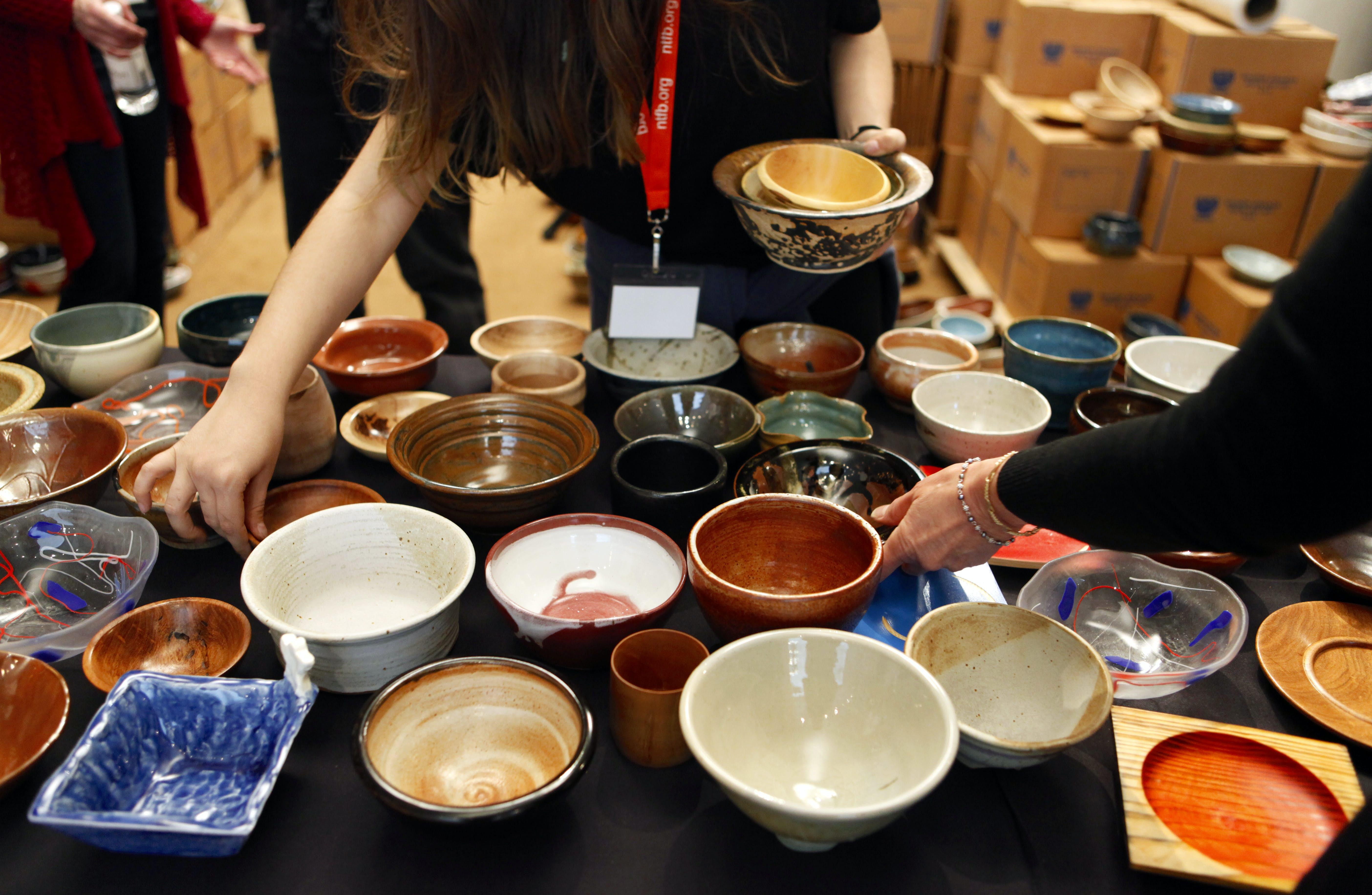 South Texas Food Bank Empty Bowls
