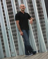 Dallas Theater Center's company member Daniel Duque-Estrada, in Oedipus El Rey at the Wyly Theatre