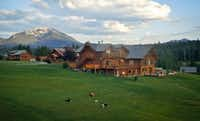 Mount Bowman rises behind Echo Valley Ranch, which has a Thai influence. Treat yourself to Thai massages, hydrotherapy, aroma therapy and other therapies.Remy Scalza  - Remy Scalza