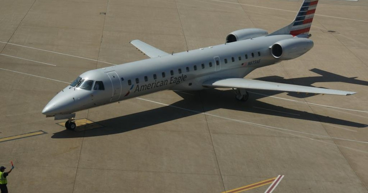 American Eagle Airlines Becomes Envoy Air Today April 15 2014