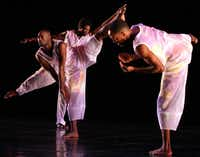 The Garth Fagan Dance troupe is coming to Texas Woman's University on Sept. 22.
