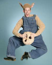 If You Give a Mouse a Cookie and other Story Books is a musical revue by New York's Theatreworks USA and will be performed at the Eisemann Center in Richardson. Nick Blaemire plays the Mouse.