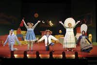 The Dallas Children's Theater performs a musical adaptation of Goodnight Moon Jan. 25 through March 3.