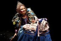 Kathy Burks Theatre of Puppetry Arts brings Rumpelstiltskin to the Dallas Children's Theater March 8 through April 7.