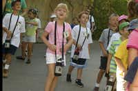 At the Dallas Zoo, campers will learn about science and explore the outdoors.