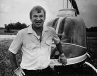 Faulkner's I-30 condo fraud quickly turned him from an illiterate house painter into a high-roller who rode in a Rolls-Royce and owned a helcopter.