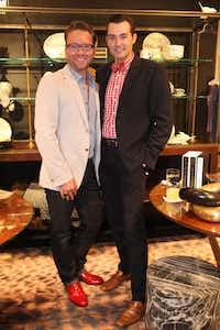 Scott Kehn and Chuck Steelman
