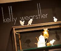 The private preview party for the introduction of the Kelly Wearstler home collection at Forty Five Ten