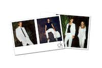 FD Luxe cover boy Myles Crosby is the new face of CK Calvin Klein(Calvin Klein)
