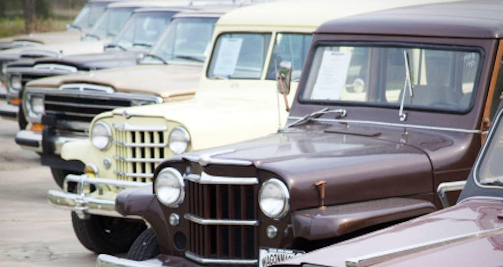 Wheels: Kerrville\'s Wagonmaster outfits big names with vintage rides ...