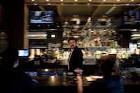 Bartender Jason Kosmas