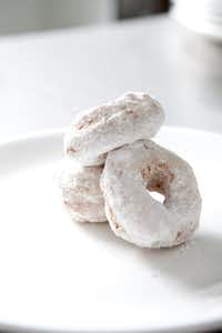Donuts made at the Rosemont restaurant.